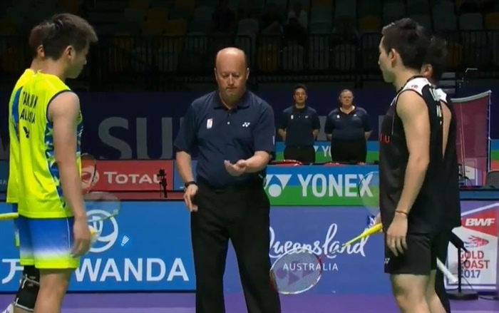 Tales Of A Travelling Umpire – Sudirman Cup 2017